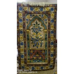 Activated prayer rugs