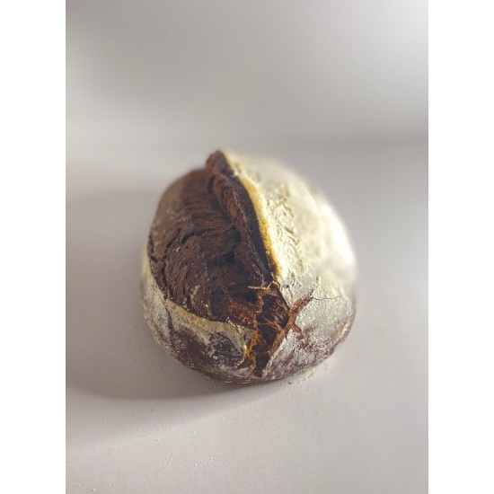Sourdo bread with cocoa